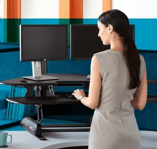 Varidesk standing desk