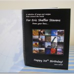 ESS Birthday Recipes & Songs | Book Cover