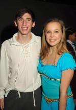 Last Hi-lites dance of High School with this girl!