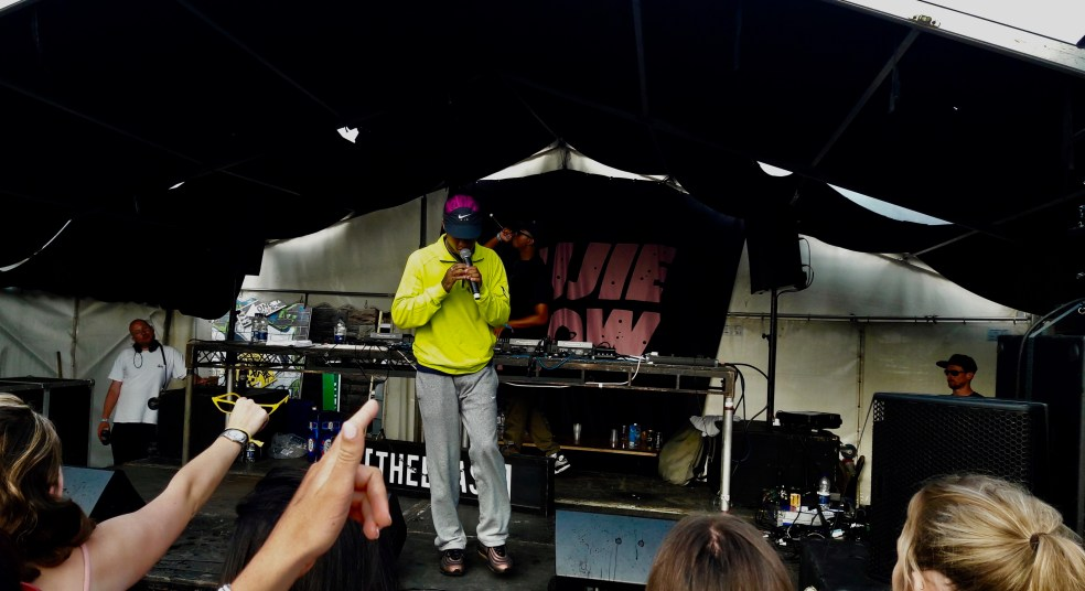 Rejjie Snow at Sequences