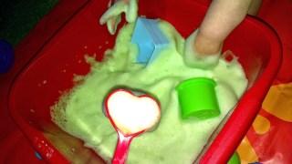 toddler sensory play