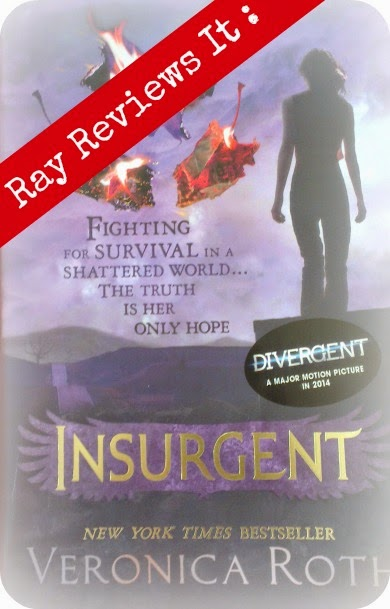 Book Review: Insurgent – Veronica Roth