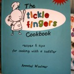 Fight Fussy Eater with The Tickle Fingers Cookbook from lukeosaurusandme.co.uk