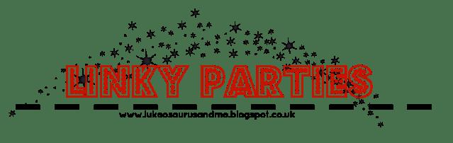 Linky Parties // Newbie Blogging Tips // www.lukeosaurusandme.blogspot.co.uk