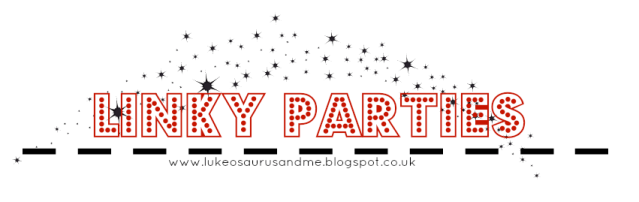 Linky Parties // Newbie Blogging Tips // www.lukeosaurusandme.blogspot.co.uk