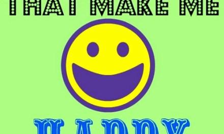 50 Things That Make Me Happy