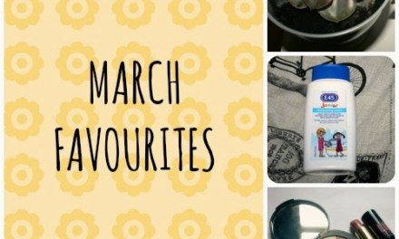 MARCH FAVOURITES!
