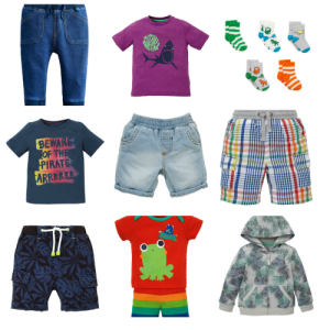 Mothercare SS15 Tropical Pirates Wishlist from lukeosaurusandme.co.uk