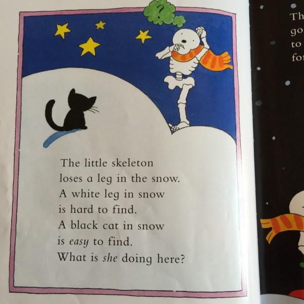 The Black Cat Children's Book Review by lukeosaurusandme.co.uk