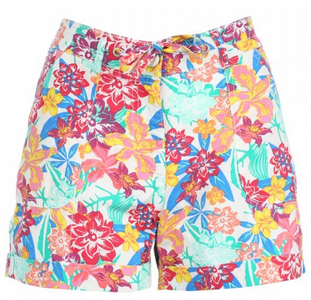 Tropical Shorts at lukeosaurusandme.co.uk