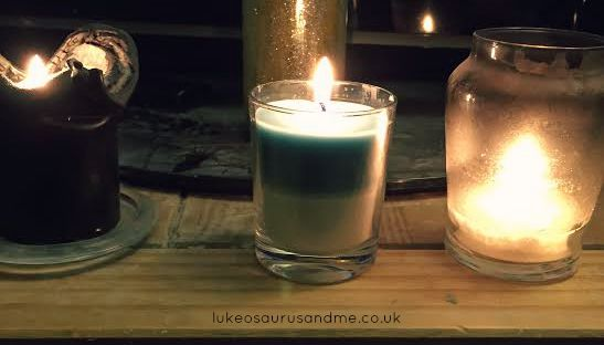 The best way to make new candles using old candle wax, the perfect home made gift. From lukeosaurusandme.co.uk