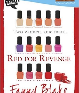Review: Red For Revenge, Fanny Blake
