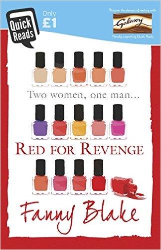 Review: Red For Revenge, Fanny Blake