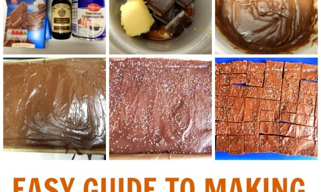 Easy Guide To Making Slow Cooker Fudge