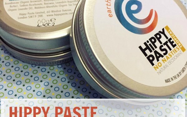 Hippy Paste Deodorant Giveaway