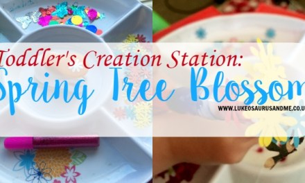 Creation Station: Spring Tree Blossom