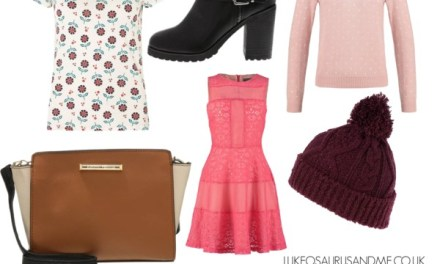 A/W Dorothy Perkins Sale Wishlist