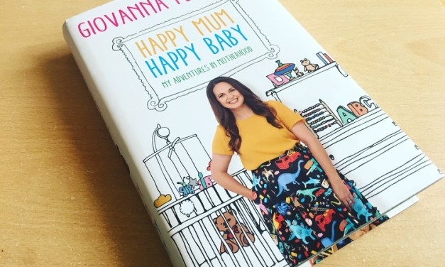 Happy Mum, Happy Baby: Giovanna Fletcher Book Review