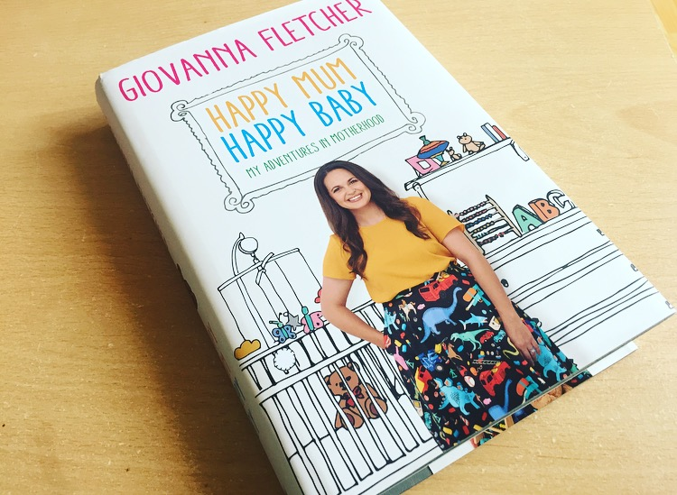 Happy Mum, Happy Baby: Giovanna Fletcher Book Review