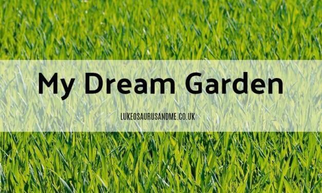 My Dream Garden – Garden Furniture, Pond, BBQ Zone and More!