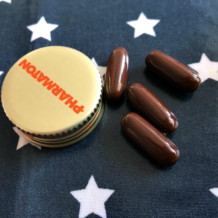 Pharmaton Vitality Capsules Review, for fatigue and tiredness at http://lukeosaurusandme.co.uk