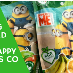 Fussy Eating Reward Picnic With Appy Drinks Co at https://lukeosaurusandme.co.uk