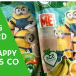 Fussy Eating Reward Picnic With Appy Drinks Co at https://lukeosaurusandme.co.uk