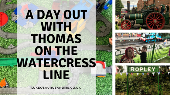 Days Out: A Day Out With Thomas On The Watercress Line