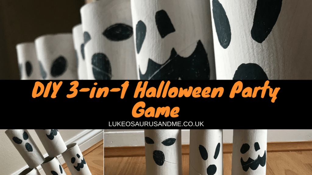 DIY 3-in-1 Halloween Party Game at http://lukeosaurusandme.co.uk