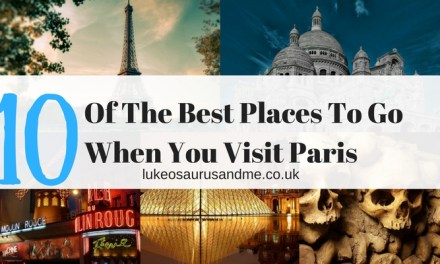 10 Of The Best Places To Go When You Visit Paris
