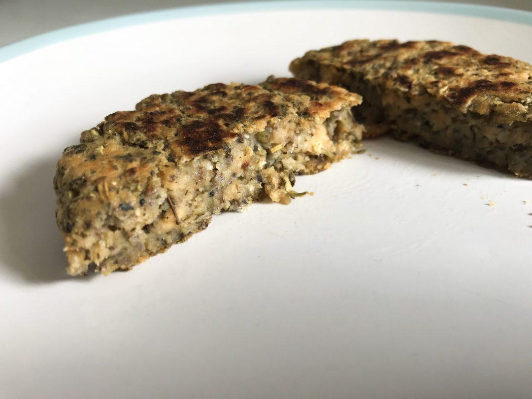Nutree Life Italian Herb Vegan Burger Mix review at https://lukeosaurusandme.co.uk
