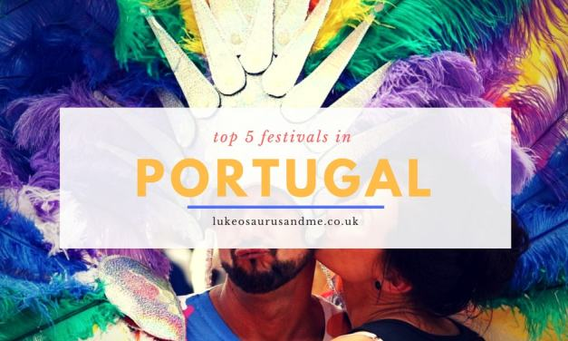 Top 5 Best Festivals In Portugal
