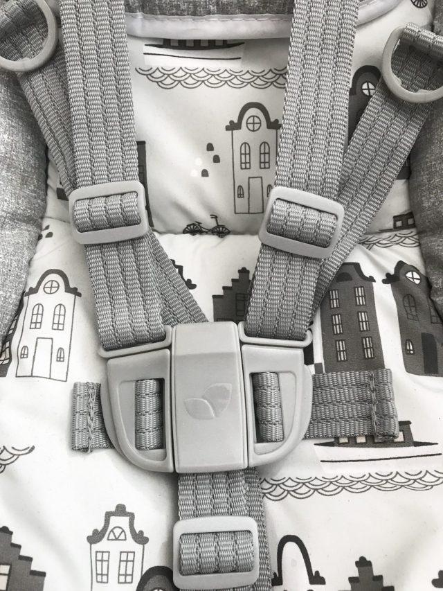 Joie Wish Petite City Baby Bouncer From Kiddies Kingdom https://lukeosaurusandme.co.uk