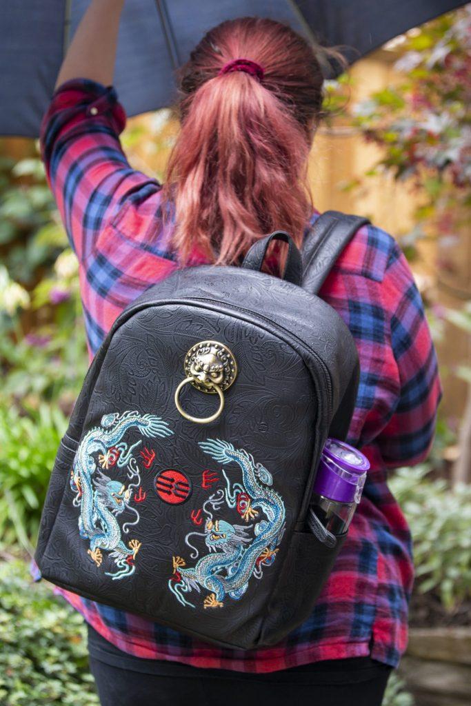 Haze backpack review at https://lukeosaurusandme.co.uk