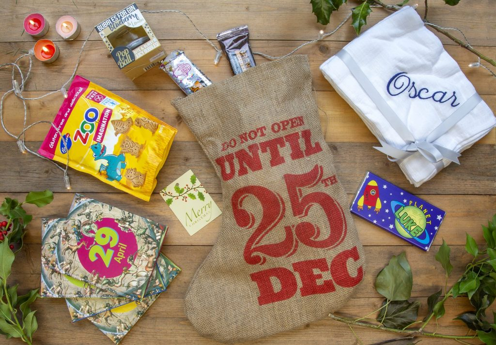 Stocking Fillers For The Whole Family - Under £10 at https://lukeosaurusandme.co.uk
