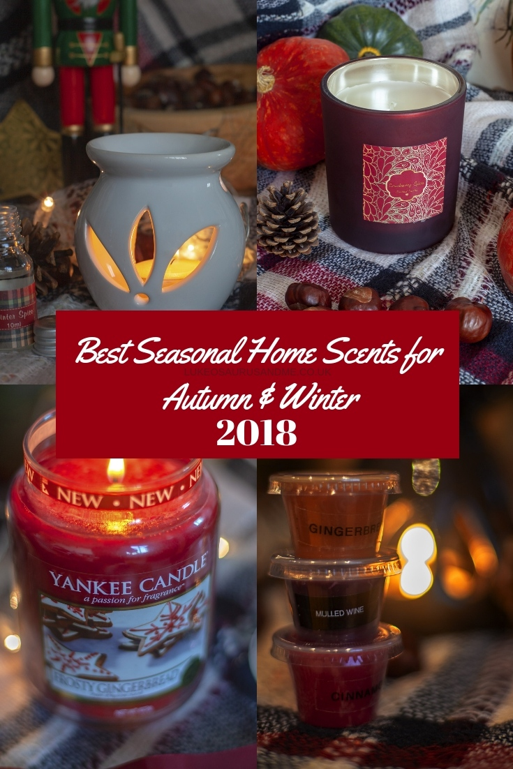 The best seasonal scents for autumn and winter 2018 at https://lukeosaurusandme.co.uk