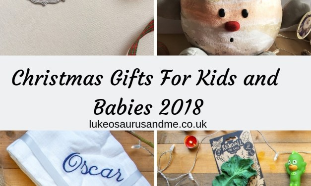 Christmas Gifts For Kids and Babies 2018