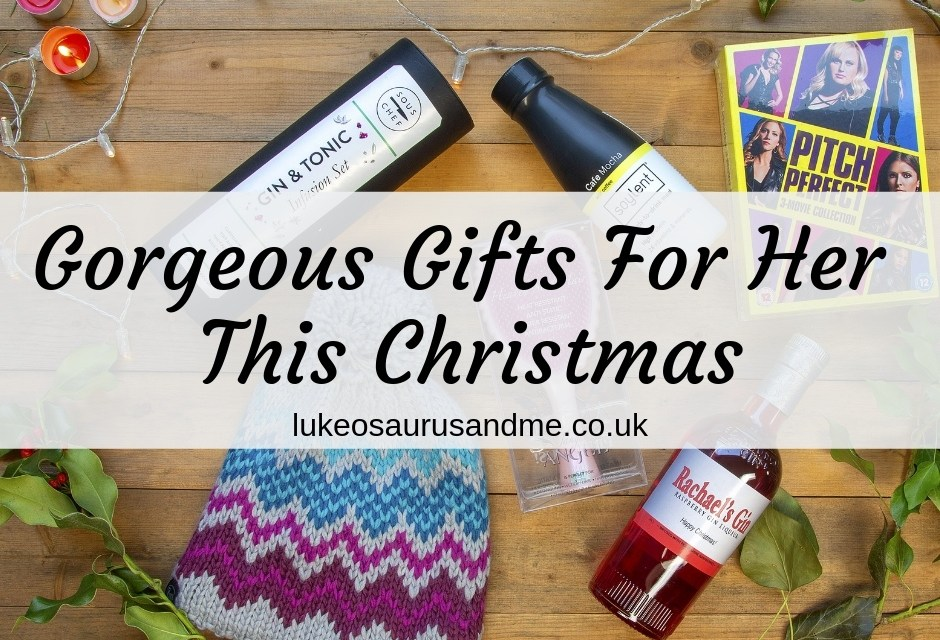 Gorgeous Gifts For Her This Christmas (giveaway)