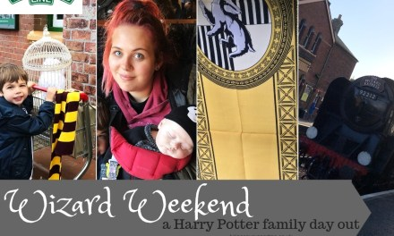 Days Out: Wizard Weekend At The Watercress Line