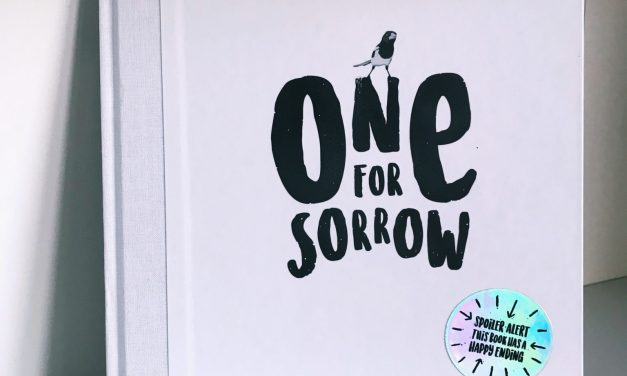 Review: One For Sorrow Children's Book