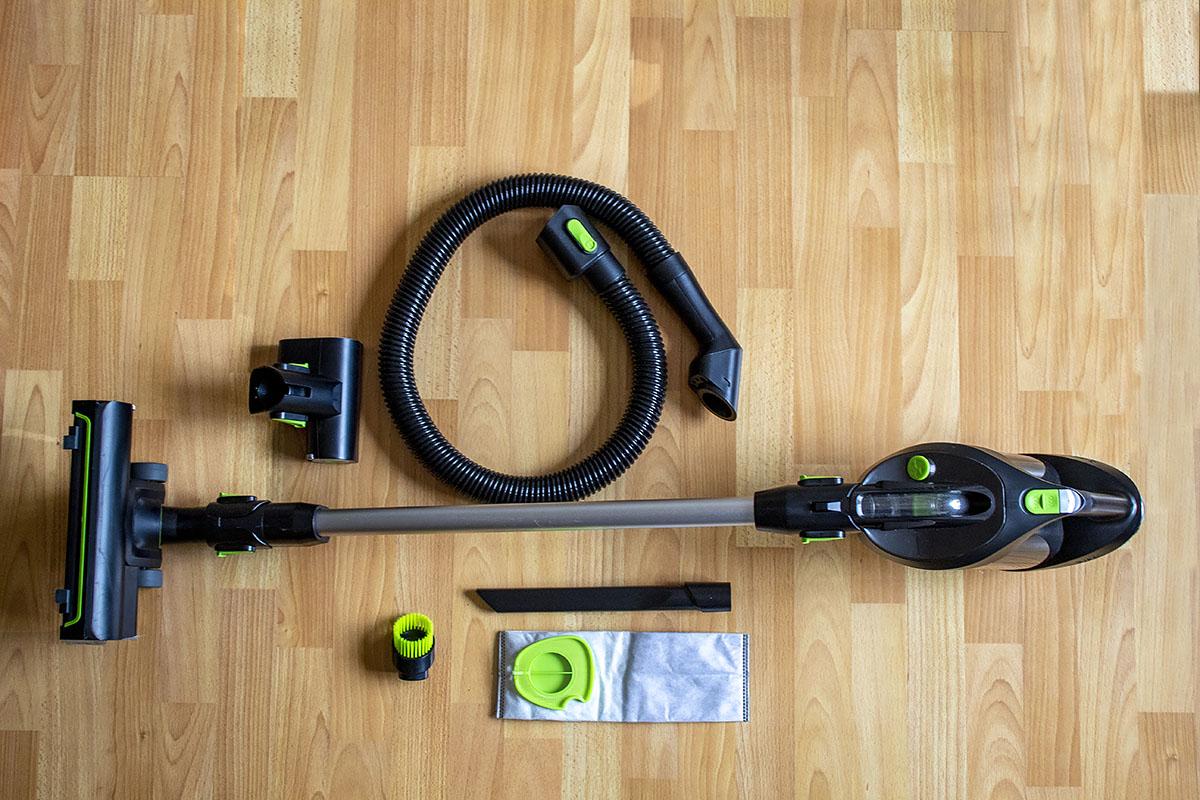 Gtech Pro K9 cordless vacuum cleaner box contents
