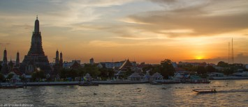 Wat Arun at Sunset, Bangkok
