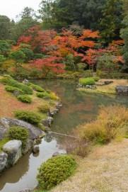 Reflecting Pond, Isuien Garden, Nara Park