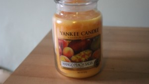 Yankee Candles Mango Peach Salsa