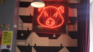 Nation of Shopkeepers Light Up Pig