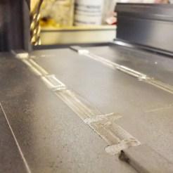 Ceramic metal halide ballast enclosure - milling 2