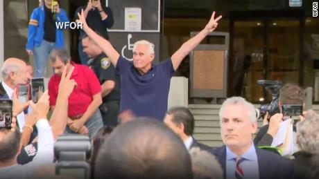 Roger Stone arrested today