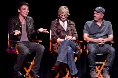 Glee @ the Luke 11/6/10 Marjorie Luke Theatre