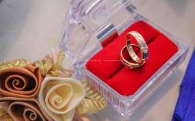 Foto cincin tunangan