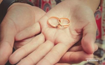 prewedding ring